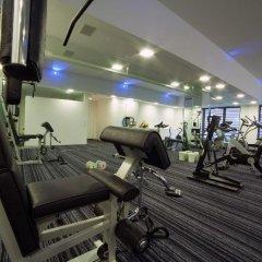 Grand Hotel Elite фитнесс-зал фото 3