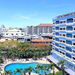 Отель Sawasdee Siam балкон