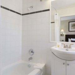 Отель Days Inn - Vancouver Metro Канада, Ванкувер - отзывы, цены и фото номеров - забронировать отель Days Inn - Vancouver Metro онлайн ванная фото 2
