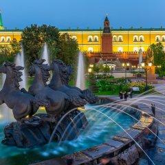 Отель ApartLux Якиманка Москва бассейн