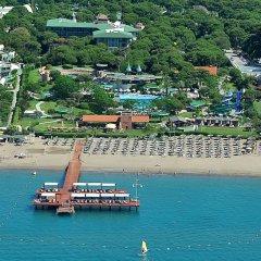 Gloria Verde Resort Турция, Белек - отзывы, цены и фото номеров - забронировать отель Gloria Verde Resort онлайн приотельная территория фото 2