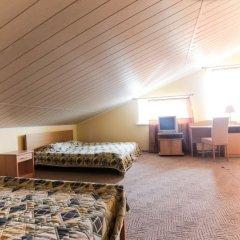 Парк-отель Озерки комната для гостей фото 9