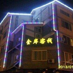 Dujiangyan Jin An Hostel вид на фасад фото 3