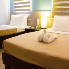 Отель Sheridan Boutique Hotel Филиппины, Пуэрто-Принцеса - отзывы, цены и фото номеров - забронировать отель Sheridan Boutique Hotel онлайн комната для гостей фото 3