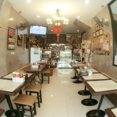 I-kroon Café & Hotel питание