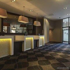 Отель Doubletree By Hilton Edinburgh City Centre Эдинбург интерьер отеля