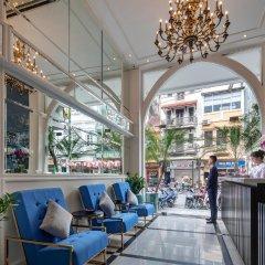 Отель Church Boutique Hotel 58 Hang Gai Вьетнам, Ханой - отзывы, цены и фото номеров - забронировать отель Church Boutique Hotel 58 Hang Gai онлайн интерьер отеля