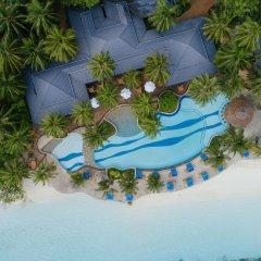 Отель Royal Island Resort And Spa пляж