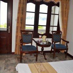 Отель Hoa Binh Ha Long Hotel Вьетнам, Халонг - отзывы, цены и фото номеров - забронировать отель Hoa Binh Ha Long Hotel онлайн комната для гостей фото 4