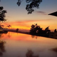 Отель Geejam Ямайка, Порт Антонио - отзывы, цены и фото номеров - забронировать отель Geejam онлайн бассейн фото 3
