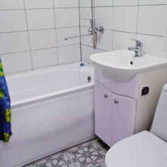Апартаменты Apartment ALLiS-HALL on Malysheva 73a ванная