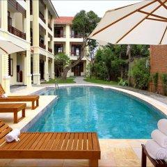 Отель Hoi An Tnt Villa Хойан бассейн фото 3