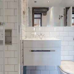 Отель 1 Bedroom Flat Near Regent's Park ванная фото 2