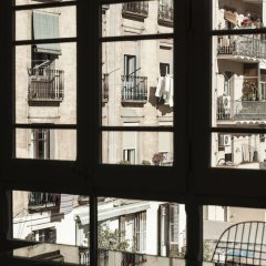 Апартаменты Glocal Apartments Barcelona гостиничный бар