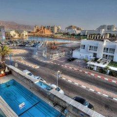 Vista Eilat Hotel балкон