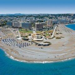 Отель Stavros Pension Греция, Родос - отзывы, цены и фото номеров - забронировать отель Stavros Pension онлайн пляж