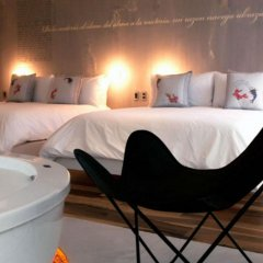 Отель Be Playa Плая-дель-Кармен комната для гостей фото 3