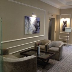 Отель Grange Beauchamp интерьер отеля