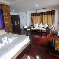 Отель New Ozone Resort And Spa Ланта комната для гостей фото 3