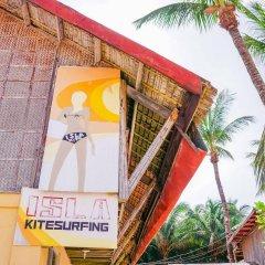 Отель Isla Kitesurfing Guesthouse Филиппины, остров Боракай - 1 отзыв об отеле, цены и фото номеров - забронировать отель Isla Kitesurfing Guesthouse онлайн фото 5