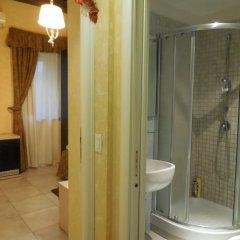 Отель Guest House Daniel's Inn Италия, Рим - отзывы, цены и фото номеров - забронировать отель Guest House Daniel's Inn онлайн ванная фото 2