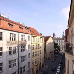 Апартаменты Prague Central Excusive Apartments балкон
