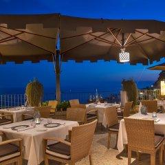 Отель Capri Tiberio Palace