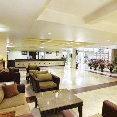 Grand Gul Beach Hotel интерьер отеля