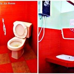 Отель Family Tanote Bay Resort Таиланд, Остров Тау - отзывы, цены и фото номеров - забронировать отель Family Tanote Bay Resort онлайн ванная