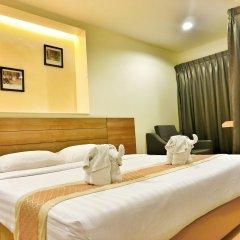 Отель Viva Residence Таиланд, Бангкок - отзывы, цены и фото номеров - забронировать отель Viva Residence онлайн комната для гостей фото 2