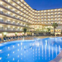 Отель Cala Font бассейн фото 2