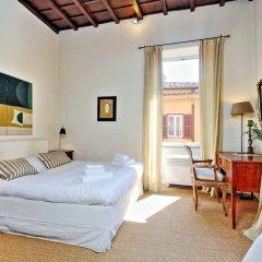 Апартаменты Trevi Stylish Apartment Рим комната для гостей фото 2