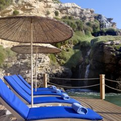 Maya Bistro Hotel Beach бассейн