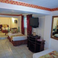 Отель Gloriana Hotel Ямайка, Монтего-Бей - отзывы, цены и фото номеров - забронировать отель Gloriana Hotel онлайн комната для гостей фото 2