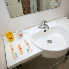 Отель Home Inn (Xi'an Petroleum University) Китай, Сиань - отзывы, цены и фото номеров - забронировать отель Home Inn (Xi'an Petroleum University) онлайн ванная фото 2