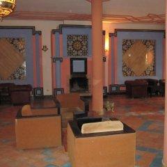 Отель Le Riad Salam Zagora Марокко, Загора - отзывы, цены и фото номеров - забронировать отель Le Riad Salam Zagora онлайн интерьер отеля
