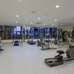 Alba Resort Hotel - All Inclusive фитнесс-зал