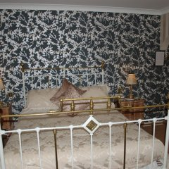 Albright Hussey Manor Hotel сауна