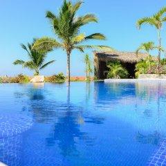 Отель El Secreto Мексика, Коакоюл - отзывы, цены и фото номеров - забронировать отель El Secreto онлайн бассейн фото 3