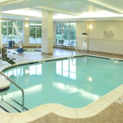 Отель Hilton Garden Inn Frederick бассейн фото 2