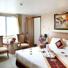 Lenid De Ho Guom Hotel комната для гостей