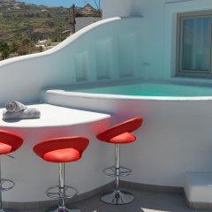 Отель Drops villas Греция, Остров Санторини - отзывы, цены и фото номеров - забронировать отель Drops villas онлайн бассейн фото 3