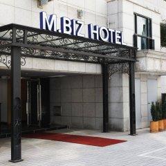 M.BIZ Hotel парковка