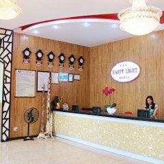 Отель Happy Light Hotel Вьетнам, Нячанг - 1 отзыв об отеле, цены и фото номеров - забронировать отель Happy Light Hotel онлайн интерьер отеля фото 2