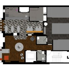 U Street Hostel интерьер отеля