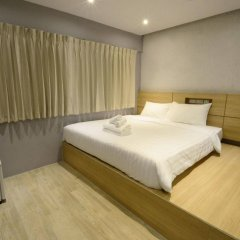 Gaam Hotel Бангкок комната для гостей фото 2