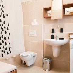 Апартаменты Senator Apartments Budapest ванная