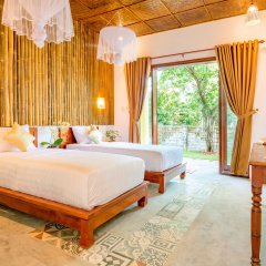 Отель An Bang Gold Coast Villa комната для гостей фото 4
