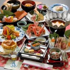 Отель Yunoyado Saika Мисаса питание фото 3