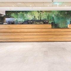 Отель Scandic Park Хельсинки интерьер отеля